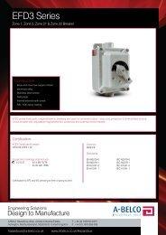 EFD3 Series - A-Belco