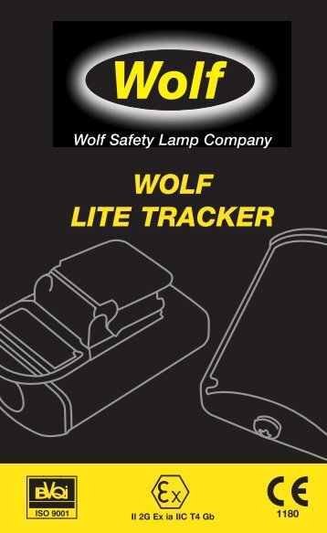 15938 Litetracker Multiling Leaflet 2010 - Wolf Safety Lamp Company