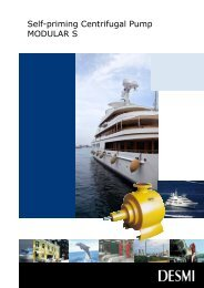 Modular S Series Brochure - Process Pumps