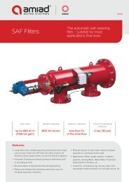 SAF Filters - Hyxo