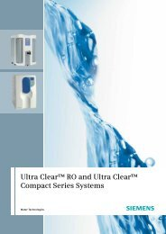 Ultra Clear™ RO and Ultra Clear™ Compact Series Systems - Hyxo