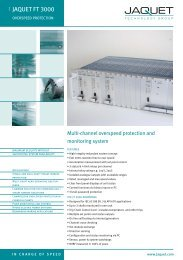 FT3000 Tech Brochure 1-08.indd - Istec International