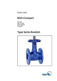 BOA-Compact Type Series Booklet
