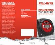 pioneering the future. series 900d digital meter - Servibrel