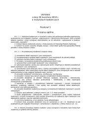 Ustawa o instytutach badawczych - Instytut Techniki Górniczej KOMAG