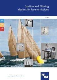 Laser & Soldering Brochure - Flextraction.co.uk