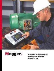 Megger guide to insulation testing - Surgetek