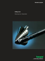 Drilling and Cutting Tools - Surgetek