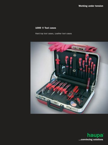 Complete Insulated Tool Kits - Surgetek