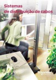Catálogo Sistema de distribuição de cabos - Schneider Electric