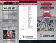 82947 ATS brochure front - ATS Electro-Lube