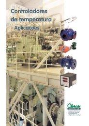 Controladores de temperature - Aplicações ... - Clorius Controls