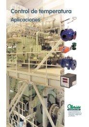 Control de temperature - Aplicaciones, clorius ... - Clorius Controls