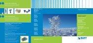 BART VENT CR transport materiálu - AC TECHNOLOGIES sro