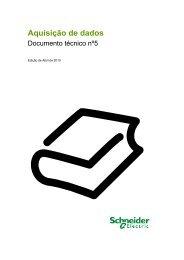Aquisição de dados - Schneider Electric