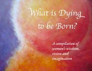 what-is-dying-to-be-born