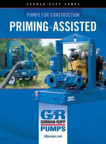Priming assist