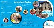 St Peter's Hospice - United Bristol Healthcare NHS Trust