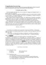 Compréhension d'un texte long : - Concours ENSEA