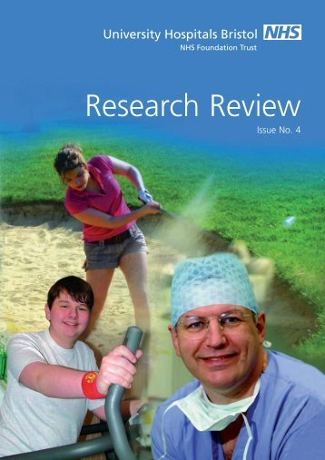 Research Review - United Bristol Healthcare NHS Trust