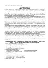 COMPREHENSION D'UN TEXTE ECRIT ... - Concours ENSEA
