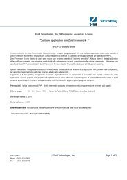 ©zend Technologies, Inc. Page 1 of 3 Zend Tecnologies, the PHP ...