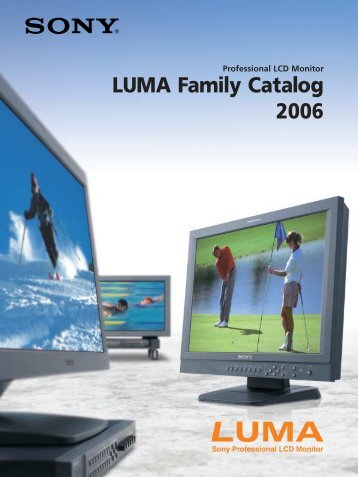LUMA Family Catalog 2006