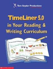 Timeliner in the Curriculum - Onondaga Central Schools