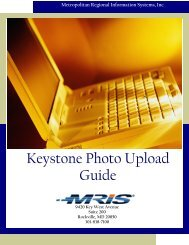 Keystone Photo Upload User Guide - MRIS.com