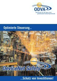 Brochure layout de - ODVA