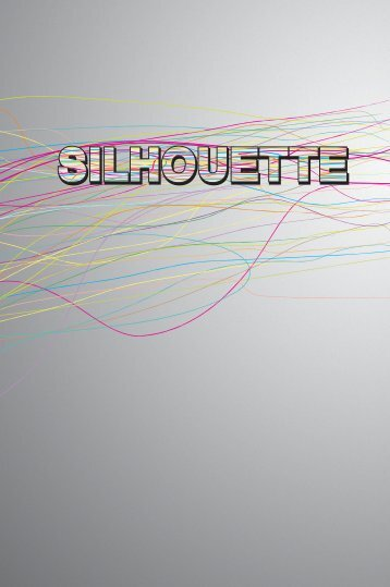 Your store to explore - The Silhouette Literary and Art Magazine
