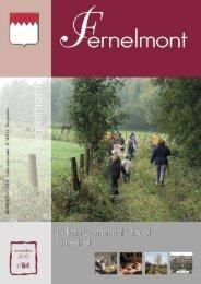 Novembre - Commune de Fernelmont