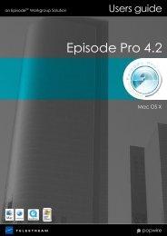Episode Pro - Flip4Mac