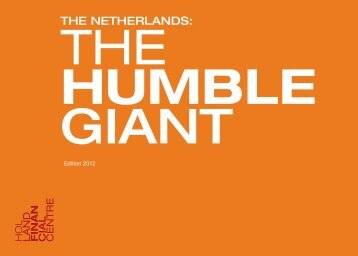 The Humble Giant - Holland Financial Centre