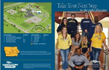 Take Your Next Step - Iowa Valley Community College District