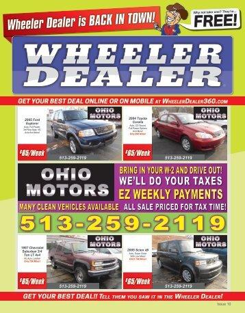 Wheeler Dealer 10-2015