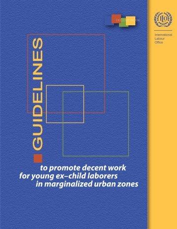 DECENT WORK - OIT en América Latina y el Caribe