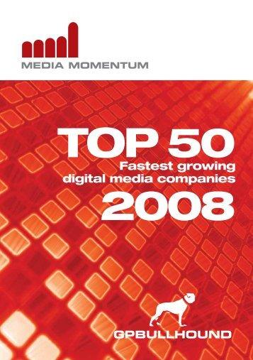 NMA 08 - Media Momentum Awards