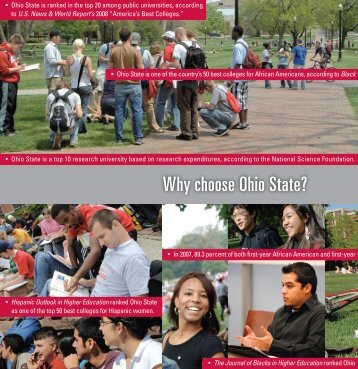 Why choose Ohio State? - go to site