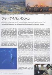 Die 47-Mio.-Doku - bei der Greenlight Media GmbH