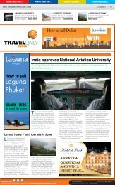 12 July 2013.indd - Travel Daily Media