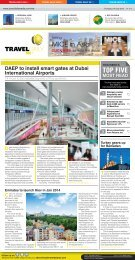 TOP FIVE - Travel Daily Media
