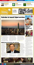 Wednesday 28th August 2013.indd - Travel Daily Media