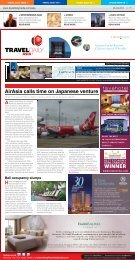 AirAsia calls time on Japanese venture - Travel Daily Media