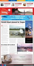 Second airport planned for Yangon - Travel Daily Media