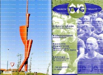 Revista joven de Torrelavega - Nº1 - Año 2000
