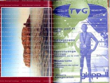 Revista joven de Torrelavega - Nº2 - Año 2000