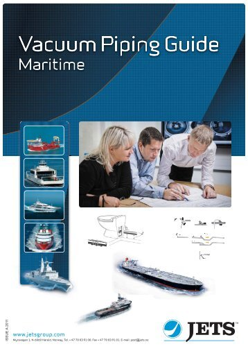 Download the latest Jets vacuum piping guide - Marine Plant Systems