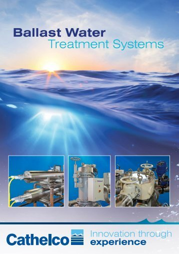 Ballast Water Treatment Systems - Cathelco