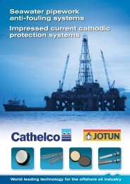 Download Cathelco Antifouling Brochure Offshore - Marine Plant ...